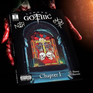 Signed-Book London Gothic